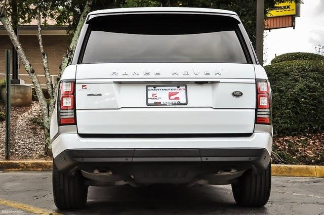 Used 2016 Land Rover Range Rover HSE | Chamblee, GA