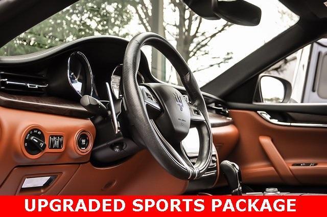 Used 2017 Maserati Quattroporte S Q4 | Chamblee, GA