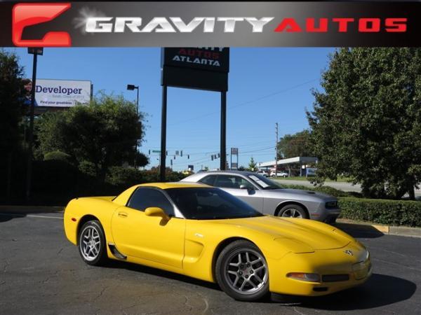 Merveilleux Used 2003 Chevrolet Corvette Roswell, GA
