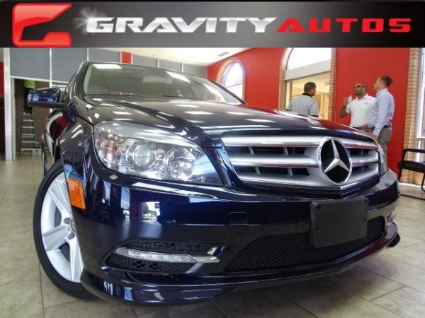 Used 2011 Mercedes Benz C Class Roswell, GA