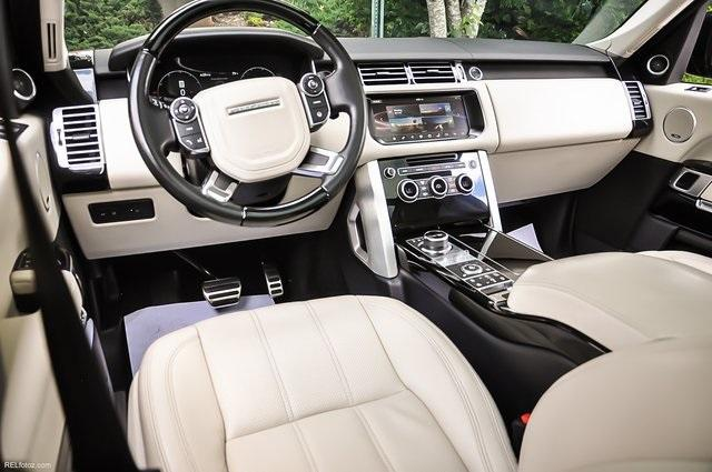 Used 2017 Land Rover Range Rover 5.0L V8 Supercharged | Chamblee, GA