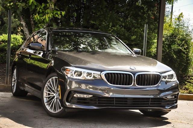 Used 2017 BMW 5 Series 530i | Chamblee, GA