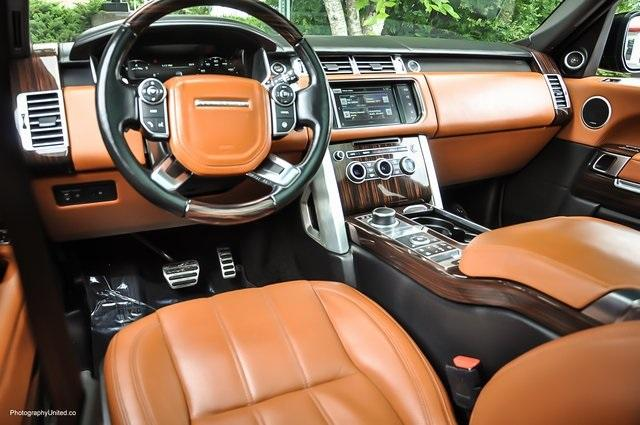 Used 2016 Land Rover Range Rover 5.0L V8 Supercharged Autobiography | Chamblee, GA