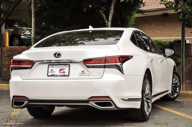 Used 2018 Lexus LS 500 Base | Chamblee, GA