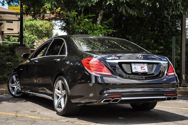 Used 2017 Mercedes-Benz S-Class S 63 AMG® | Chamblee, GA