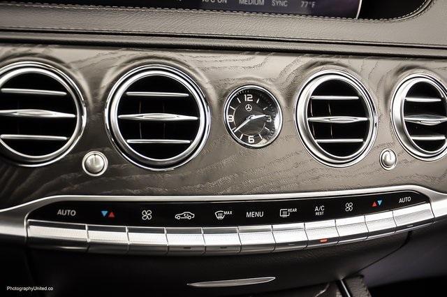 Used 2018 Mercedes-Benz S-Class S 450 | Chamblee, GA