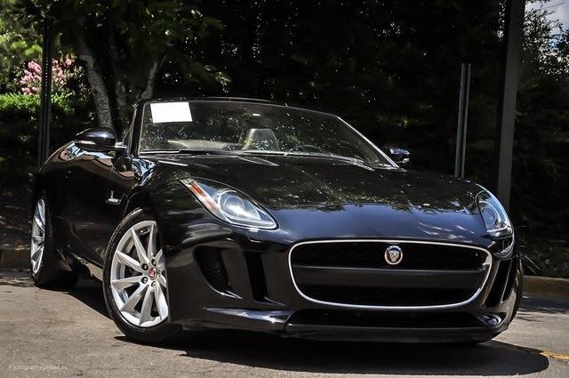 Used 2017 Jaguar F-TYPE  | Chamblee, GA