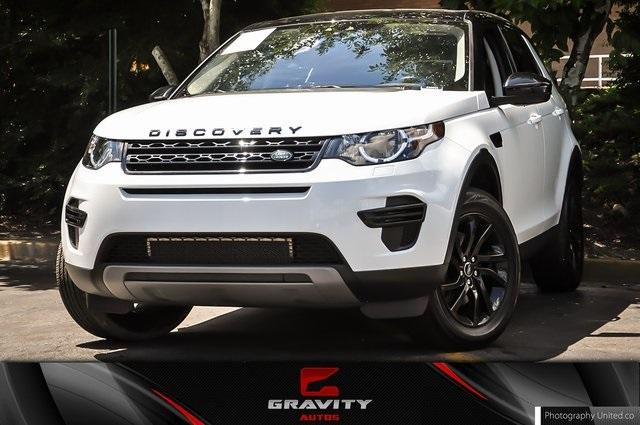 Used 2017 Land Rover Discovery Sport SE | Chamblee, GA