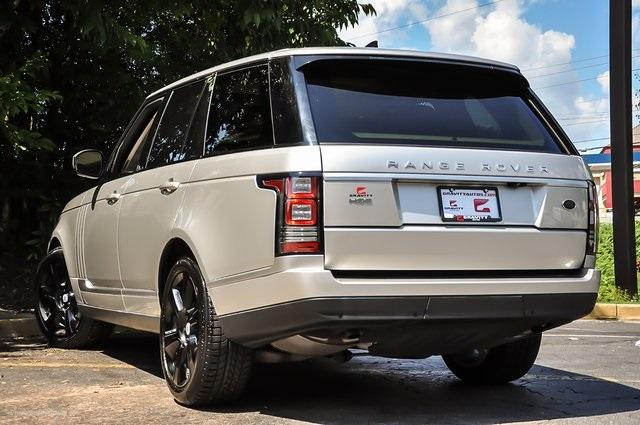 Used 2017 Land Rover Range Rover 3.0L V6 Supercharged HSE | Chamblee, GA