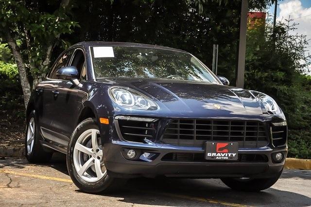 Used 2017 Porsche Macan Base   Chamblee, GA