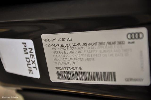 Used 2020 Audi A6 2.0T Premium Plus   Chamblee, GA