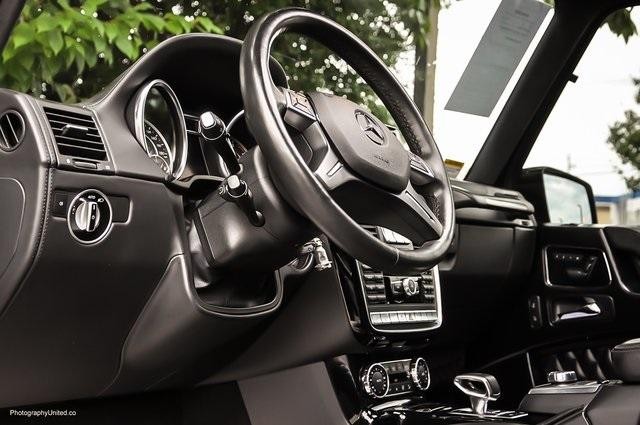 Used 2016 Mercedes-Benz G-Class G 63 AMG®   Chamblee, GA