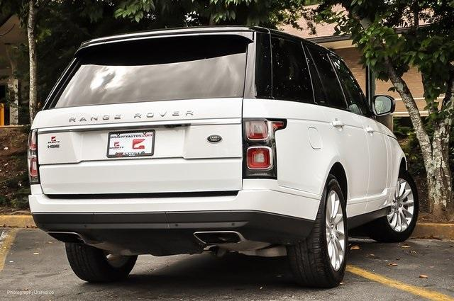 Used 2018 Land Rover Range Rover 3.0L V6 Supercharged HSE | Chamblee, GA