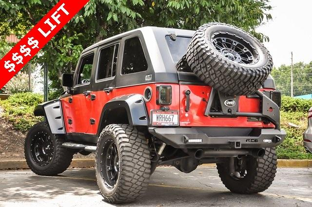 Used 2015 Jeep Wrangler Unlimited Rubicon | Chamblee, GA