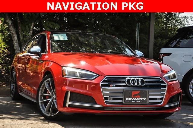 Used 2018 Audi S5 3.0T Premium Plus | Chamblee, GA