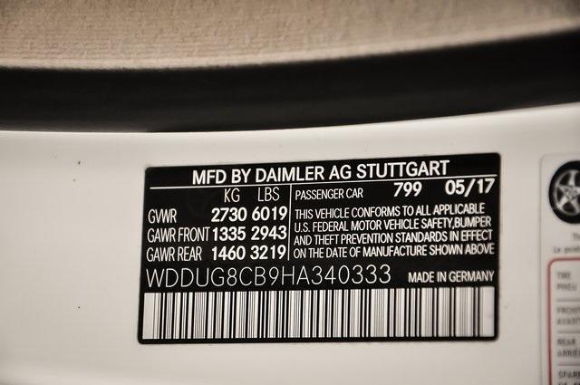 Used 2017 Mercedes-Benz S-Class S 550 | Chamblee, GA