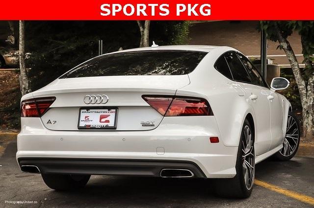 Used 2017 Audi A7 3.0T Premium Plus   Chamblee, GA