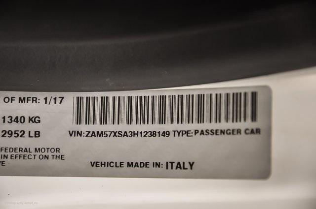 Used 2017 Maserati Ghibli    Chamblee, GA