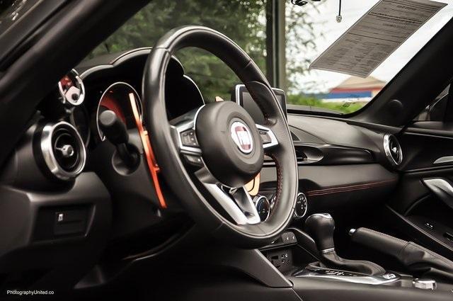 Used 2017 Fiat 124 Spider Abarth | Chamblee, GA