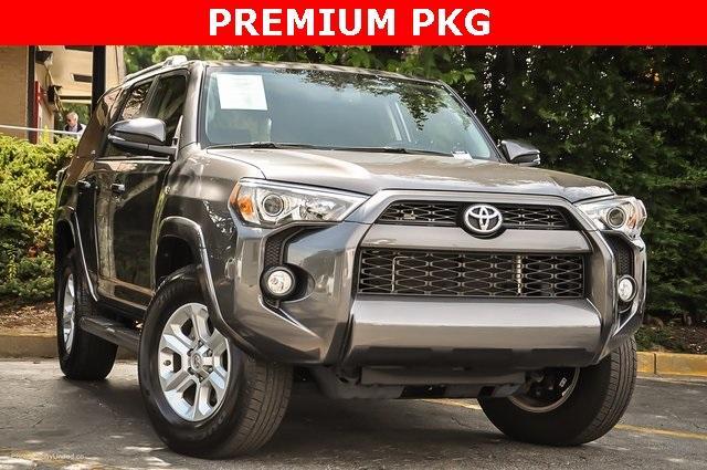 Used 2018 Toyota 4Runner SR5 Premium | Chamblee, GA