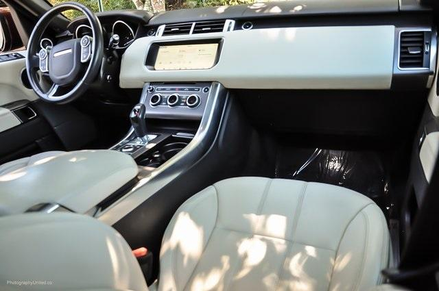 Used 2017 Land Rover Range Rover Sport 3.0L V6 Supercharged HSE | Chamblee, GA