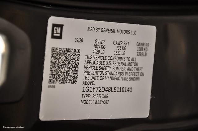 Used 2020 Chevrolet Corvette Stingray | Chamblee, GA