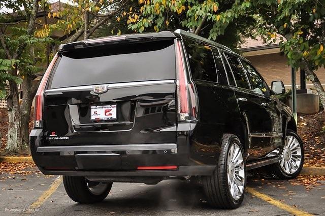 Used 2017 Cadillac Escalade Platinum Edition | Chamblee, GA