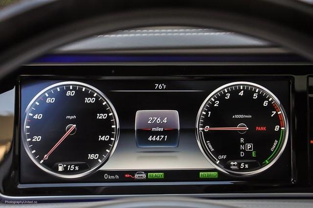 Used 2017 Mercedes-Benz S-Class S 550e | Chamblee, GA
