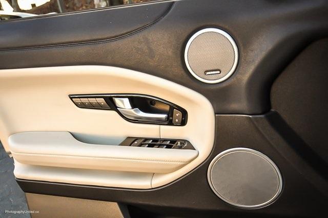 Used 2017 Land Rover Range Rover Evoque HSE | Chamblee, GA