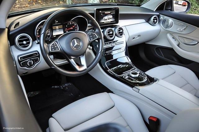 Used 2017 Mercedes-Benz C-Class C 300   Chamblee, GA