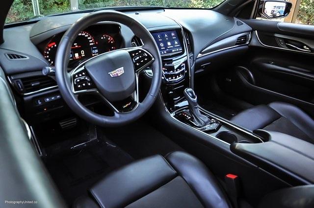 Used 2018 Cadillac ATS-V Base | Chamblee, GA