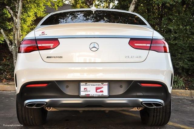 Used 2017 Mercedes-Benz GLE GLE 43 AMG Coupe   Chamblee, GA