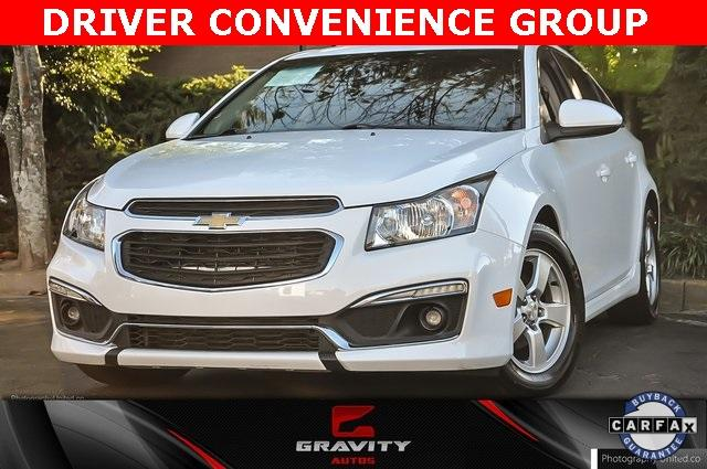 Used 2016 Chevrolet Cruze Limited 1LT | Chamblee, GA