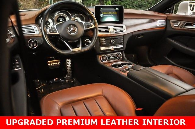 Used 2017 Mercedes-Benz CLS CLS 550   Chamblee, GA