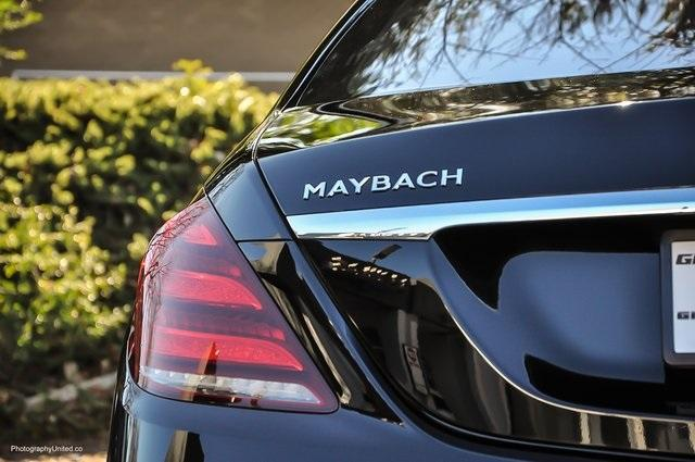 Used 2019 Mercedes-Benz S-Class Maybach S560 | Chamblee, GA