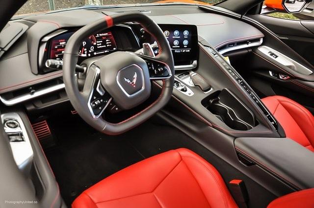 Used 2021 Chevrolet Corvette Stingray   Chamblee, GA