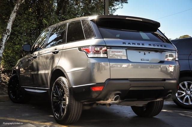 Used 2016 Land Rover Range Rover Sport 5.0L V8 Supercharged Dynamic | Chamblee, GA