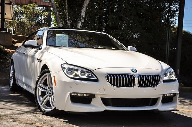 Used 2016 BMW 6 Series 640i xDrive Gran Coupe | Chamblee, GA