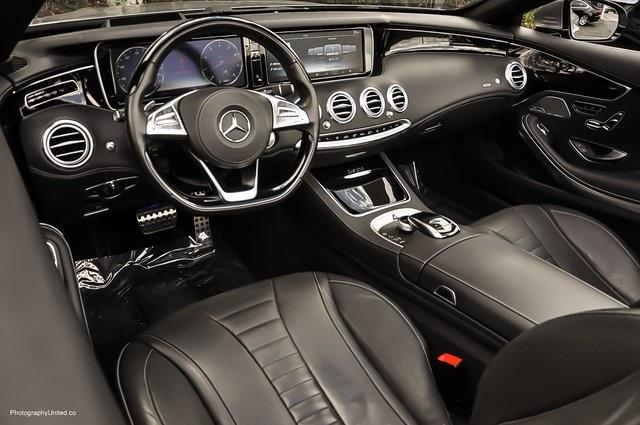 Used 2017 Mercedes-Benz S-Class S 550   Chamblee, GA