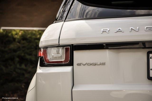 Used 2018 Land Rover Range Rover Evoque SE Premium   Chamblee, GA