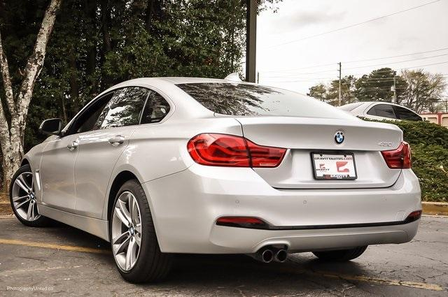 Used 2018 BMW 4 Series 430i Gran Coupe | Chamblee, GA
