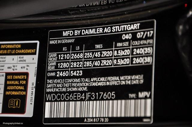 Used 2018 Mercedes-Benz GLC GLC 43 AMG   Chamblee, GA
