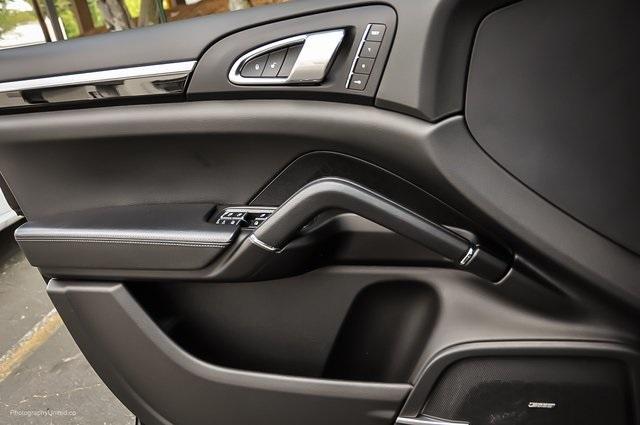 Used 2018 Porsche Cayenne Platinum Edition | Chamblee, GA