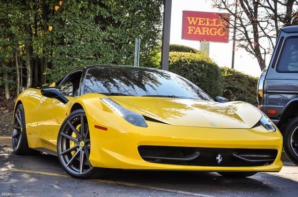 Used 2011 Ferrari 458 Italia for sale Sold at Gravity Autos in Roswell GA 30076 2