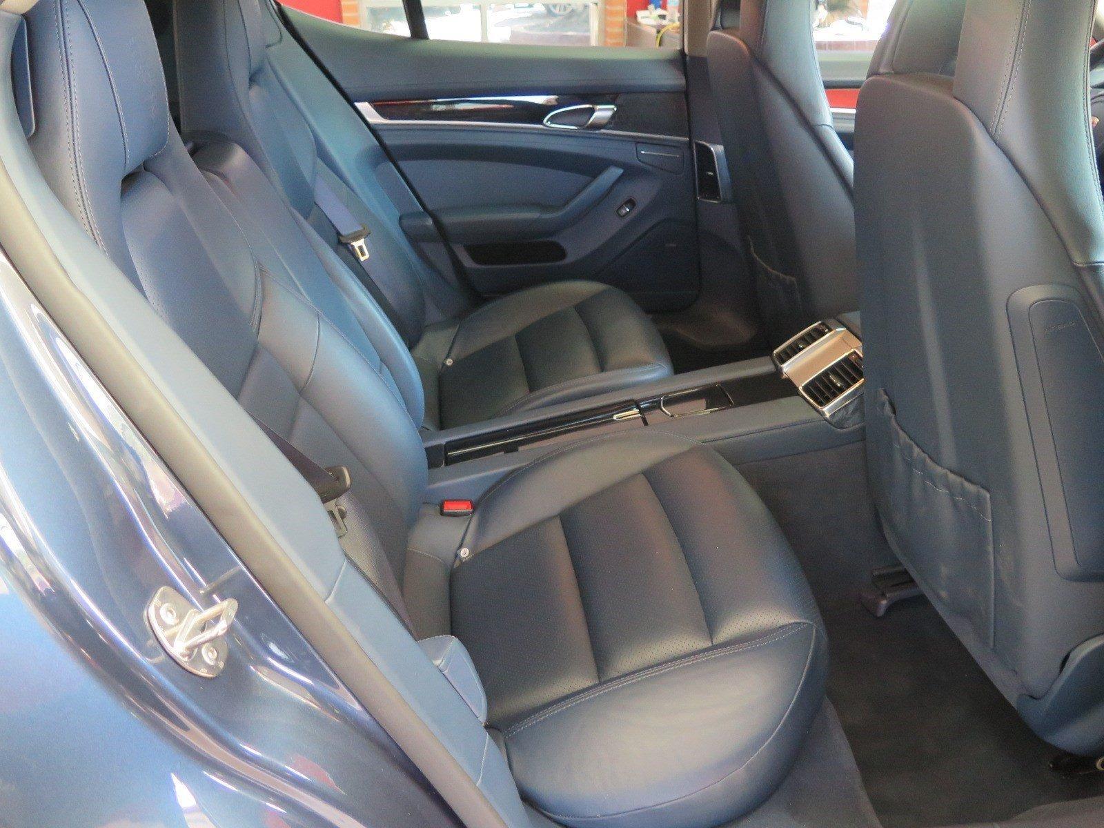 Used 2010 Porsche Panamera 4S for sale Sold at Gravity Autos Atlanta in Chamblee GA 30341 21