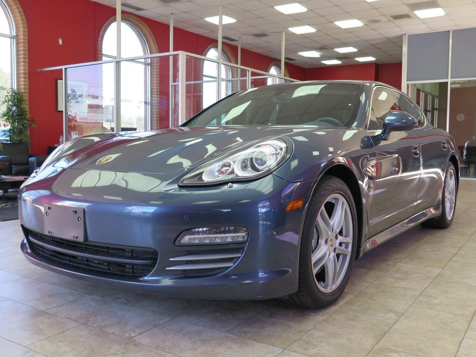 Used 2010 Porsche Panamera 4S for sale Sold at Gravity Autos Atlanta in Chamblee GA 30341 3