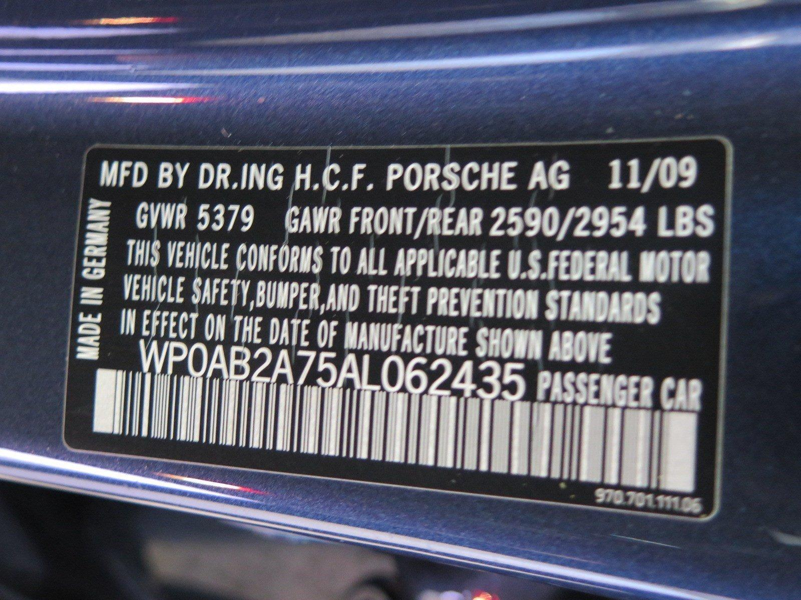 Used 2010 Porsche Panamera 4S for sale Sold at Gravity Autos Atlanta in Chamblee GA 30341 45