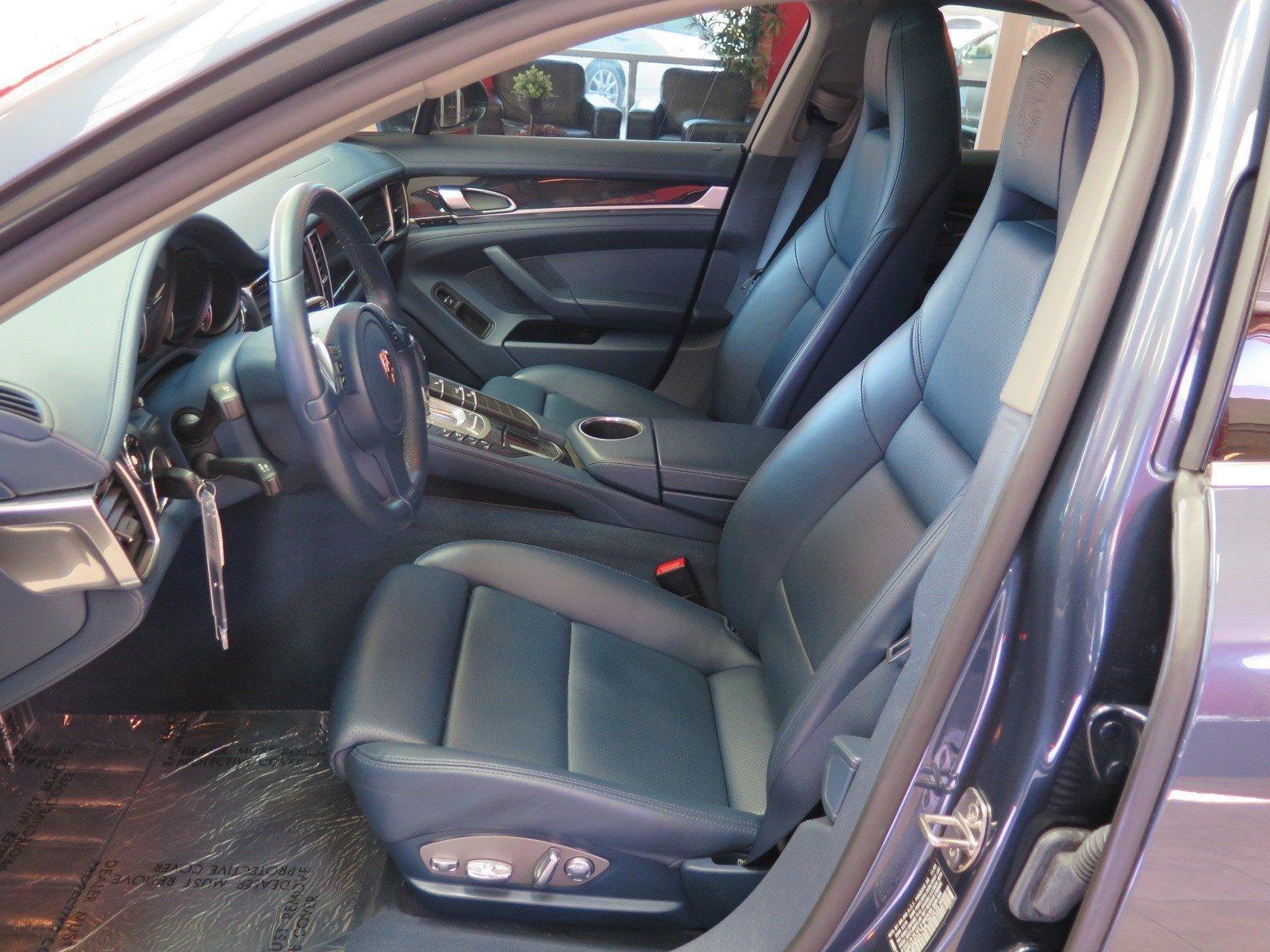 Used 2010 Porsche Panamera 4S for sale Sold at Gravity Autos Atlanta in Chamblee GA 30341 9