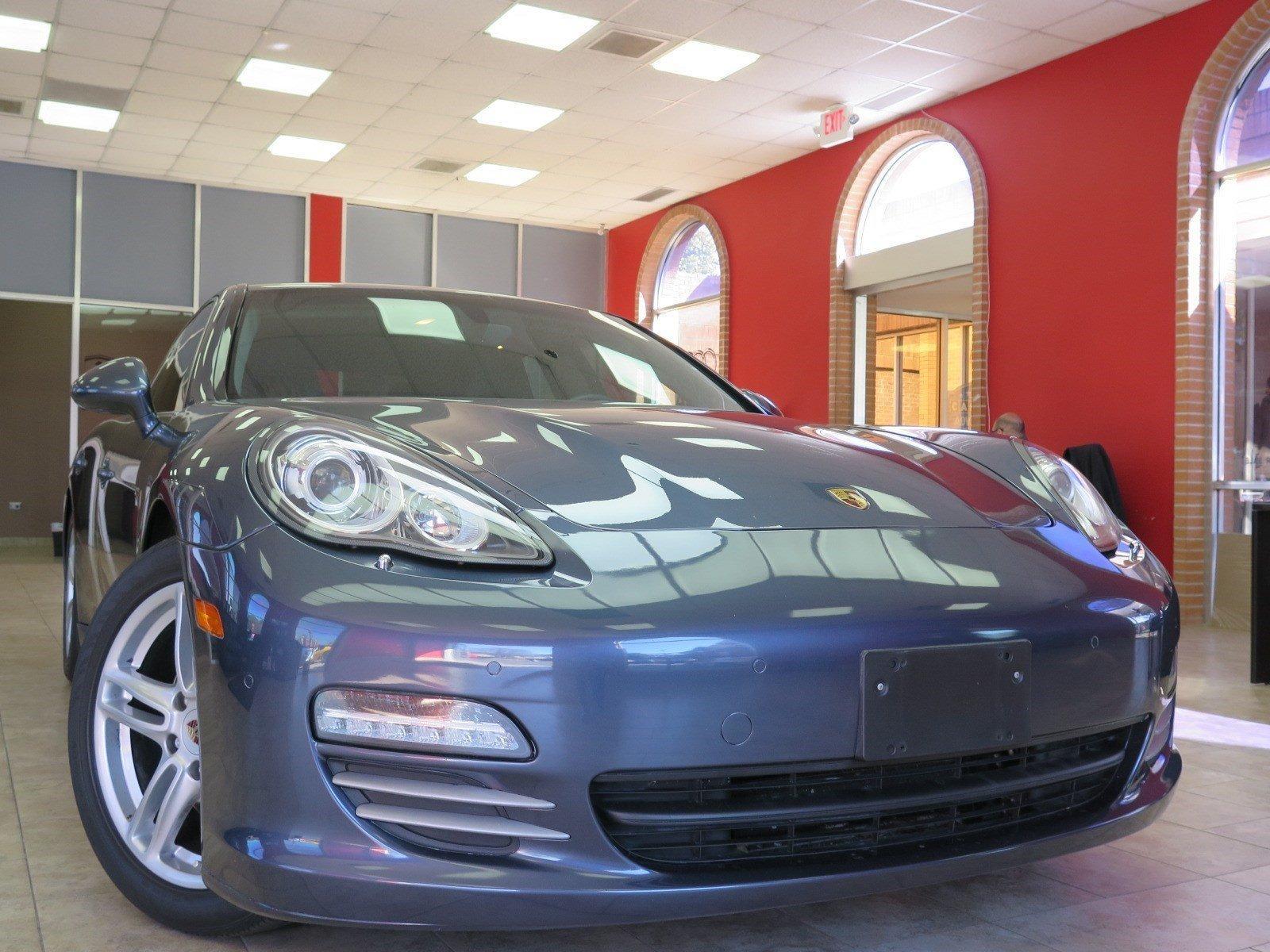 Used 2010 Porsche Panamera 4S for sale Sold at Gravity Autos Atlanta in Chamblee GA 30341 1