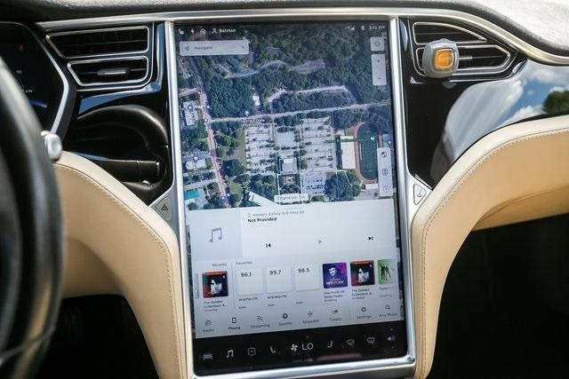 Used 2016 Tesla Model S 75D for sale $47,995 at Gravity Autos Atlanta in Chamblee GA 30341 18